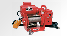 Thern Electric Winches