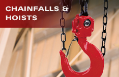 Chainfalls & Hoists