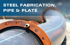 Steel Fabrication - Pipe & Plate