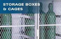 Storage Boxes & Cages